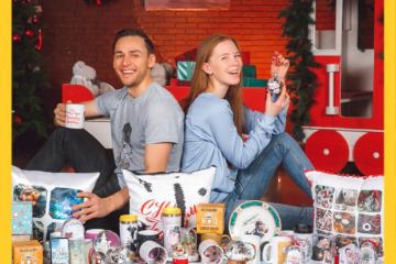Оригинальные подарки на день рождения мужчине и женщине купить в Уфе